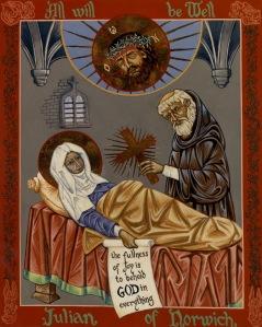 St Aidans- JulianOfNorwich